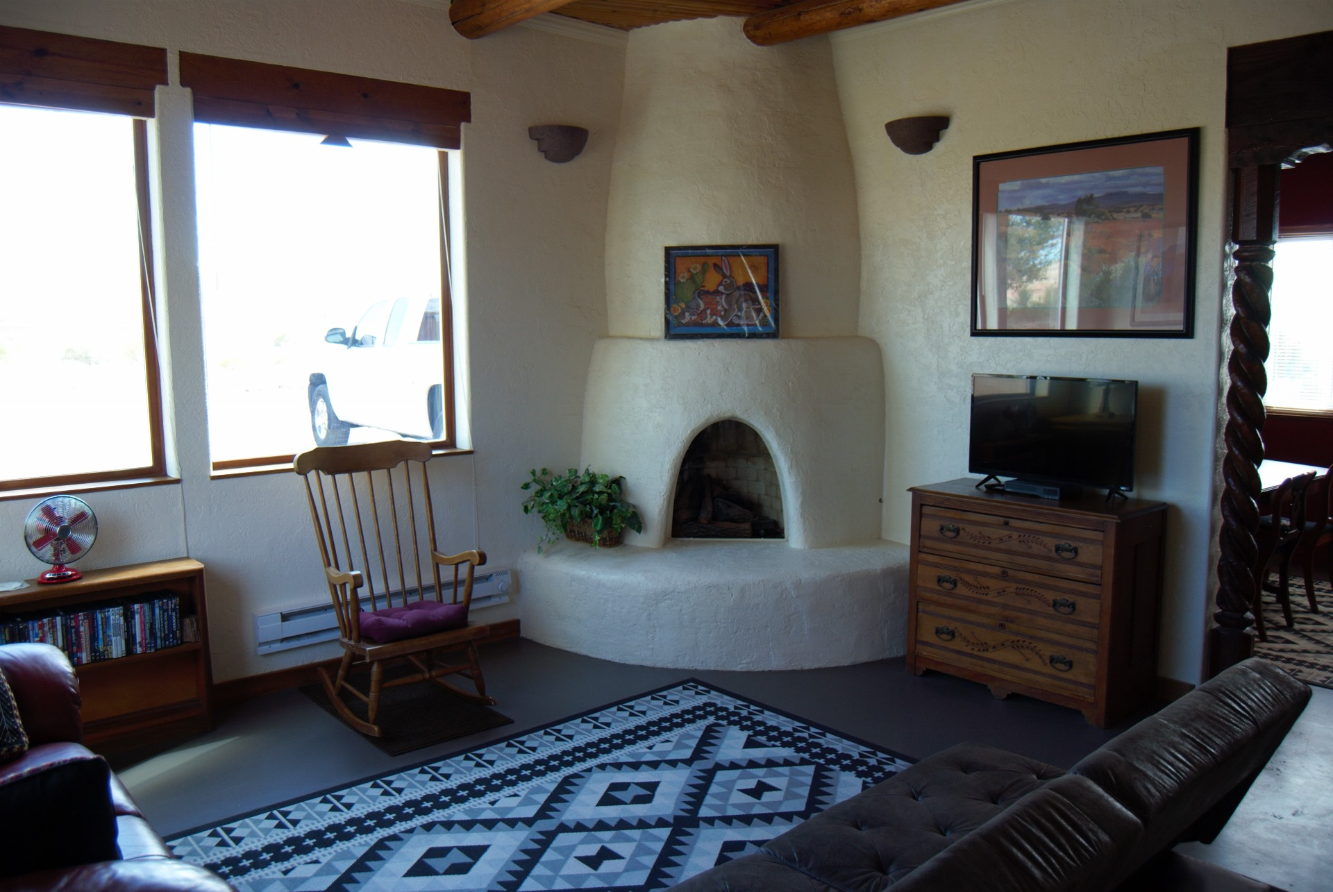 bnb-with-fireplace-kanab-tu